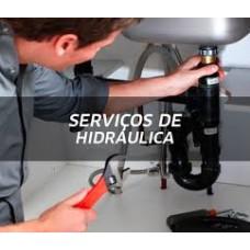 Encanador/ Hidráulica, reparos em torneira, reparos em caixa de água, troca de sifão de pia e tanque e lavatório.